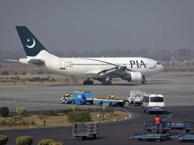 pia flight operations partially restored