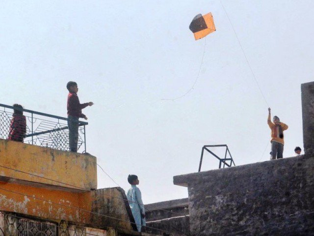 drone kite and pigeon flying banned