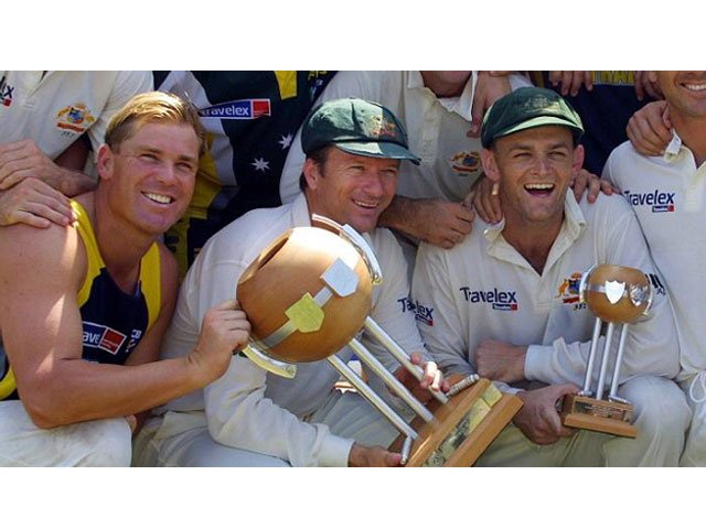 warne lashes out at selfish steve waugh