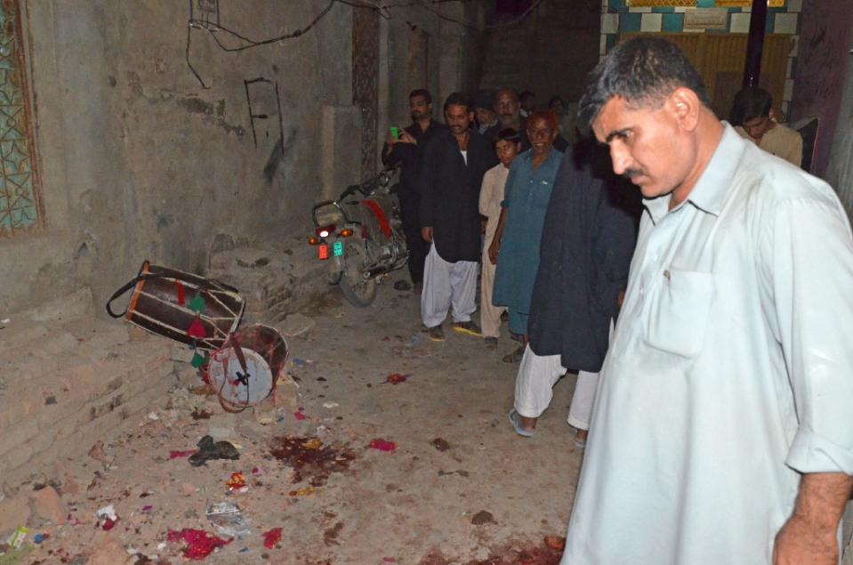 procession blast jacobabad bombing facilitators arrested