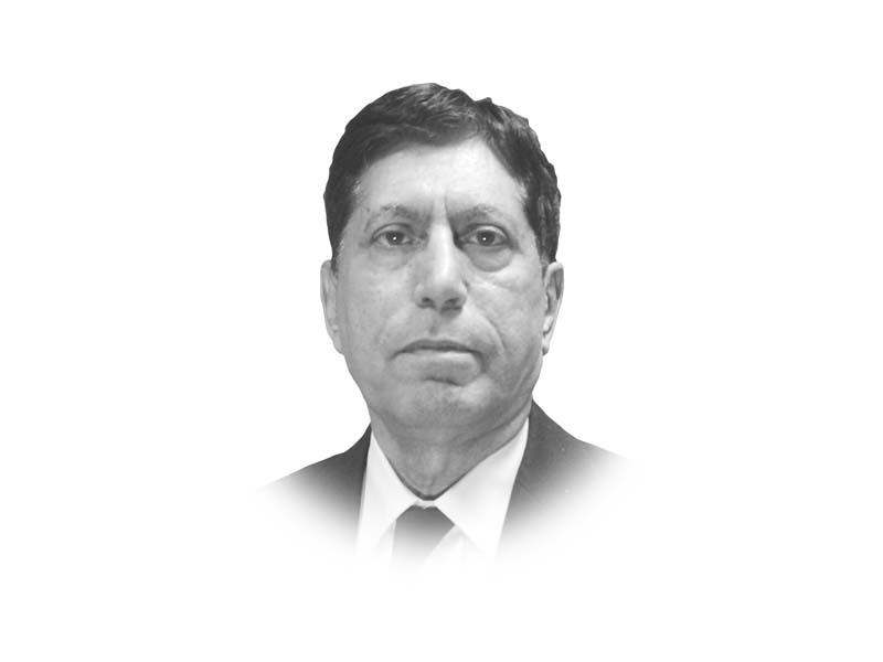 the writer is an analyst on international affairs and heads the department of media studies at bahria university karachi
