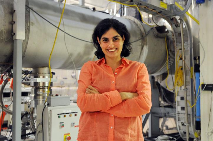 Dr Nergis Mavalvala. PHOTO COURTESY: John D & Catherine T, MacArthur Foundation