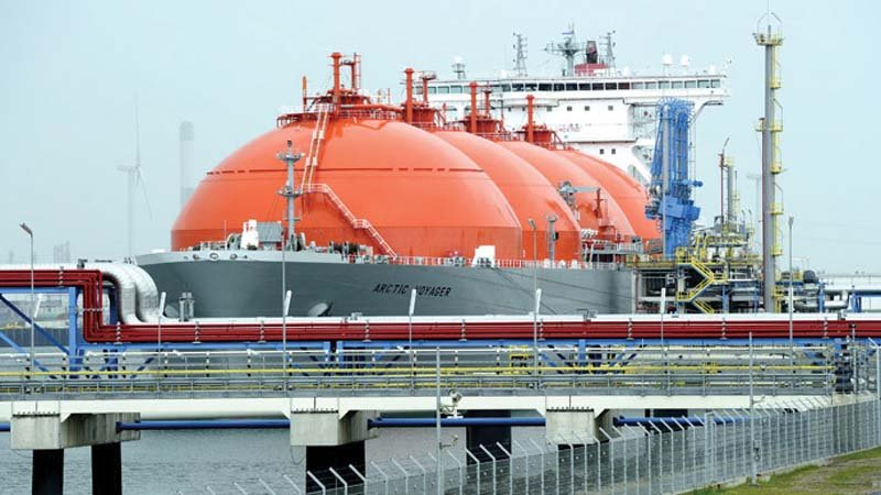 deal struck lng agreement termed a milestone