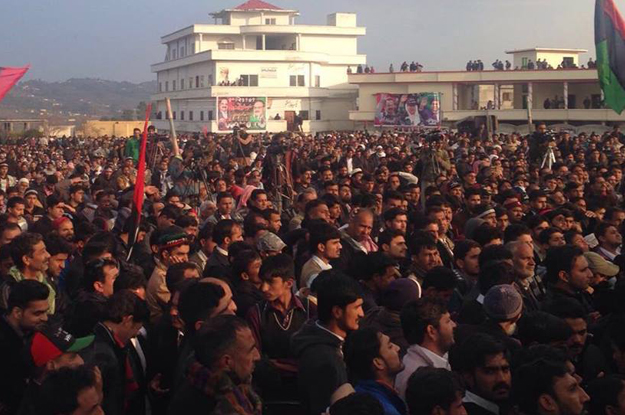 ajk shuts to mark black day