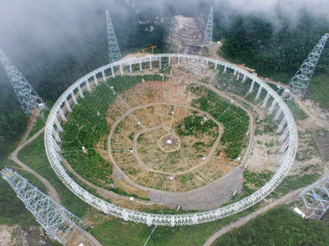 china s space telescope to displace humans in search for aliens
