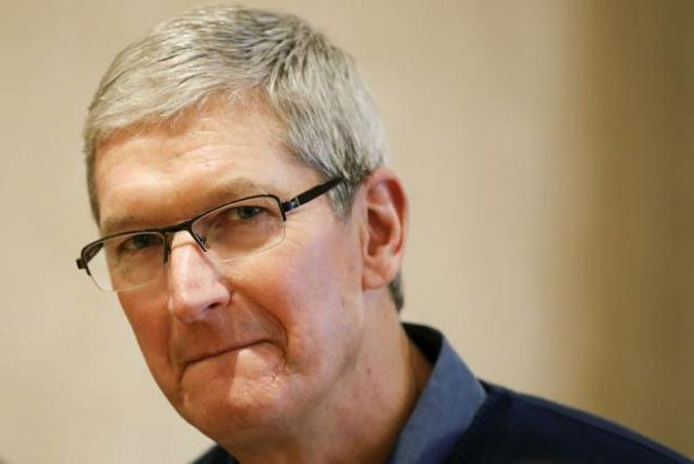 apple chief executive officer tim cook photo reuters