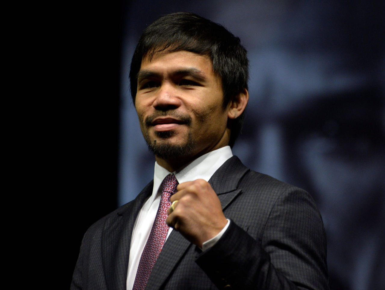 pacquiao refuses to back down on gay slurs saying god is on my side