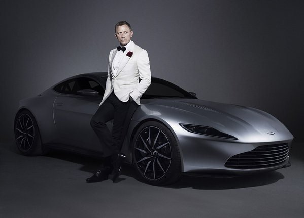 aston martin made for bond spectre film sells for 3 5 million