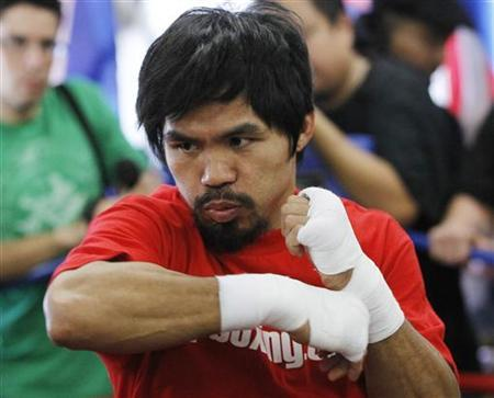 philippine church defends pacquiao on gay marriage stance
