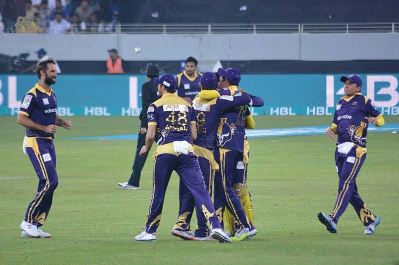 quetta gladiators progress in the psl has garnered a huge following from within the city and skipper sarfraz wants to repay their faith by winning the t20 league photo courtesy pcb