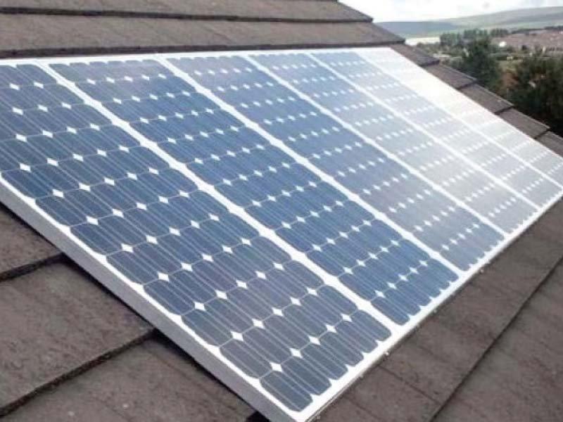 pof division gets solar power plant