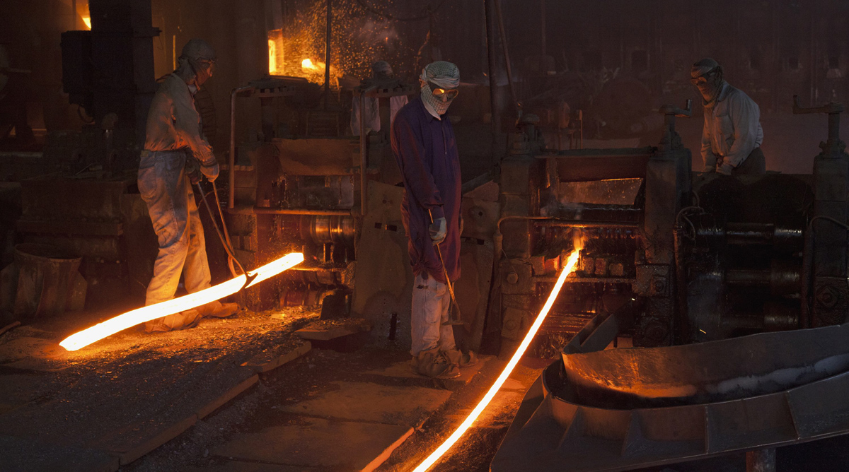 local economy cpec to help steel industry