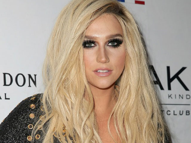 kesha urges women to speak out about abuse