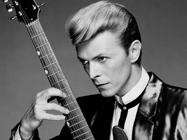 bowie honoured with icon award at the brit awards