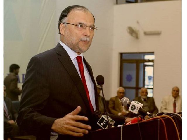 ahsan iqbal appointed undp s champion minister for asia pacific region