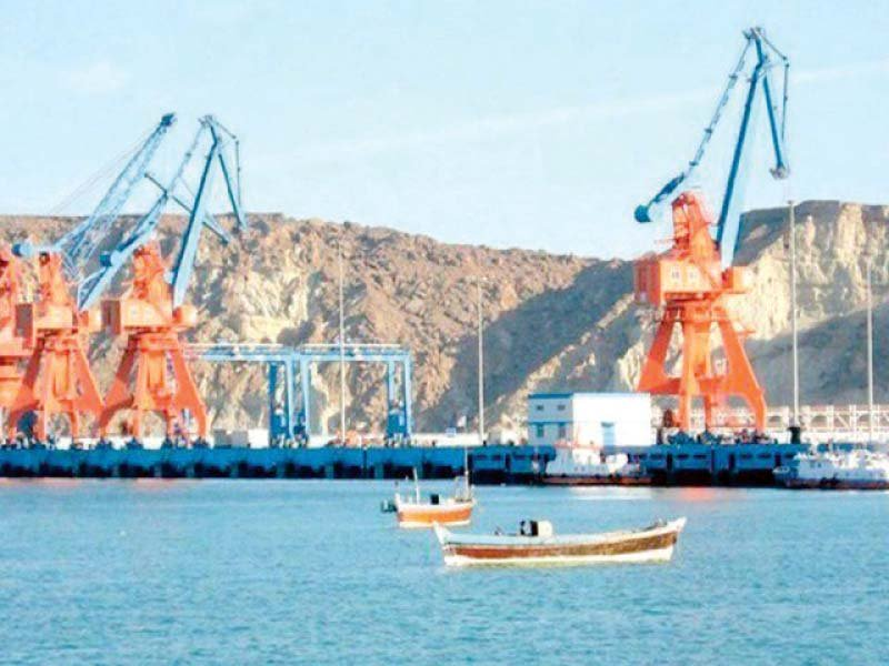 the ferry will take almost 13 hours to reach gwadar from karachi and offer healthcare services a high standard cafeteria and other basic facilities it will run three days a week as well as at the weekend photo file