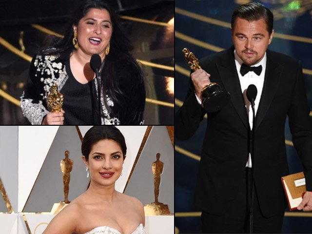 6 best moments from oscars 2016