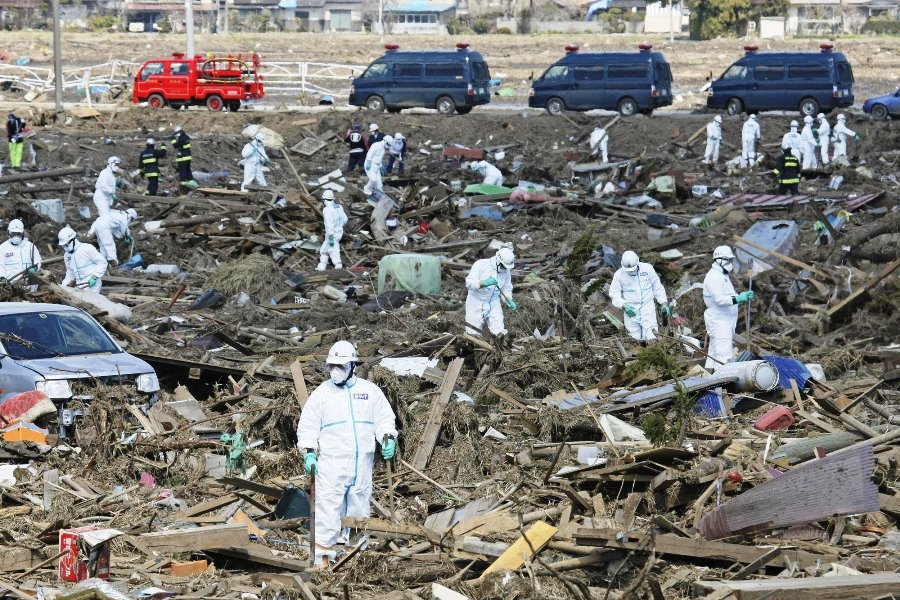 former tepco bosses indicted over fukushima disaster