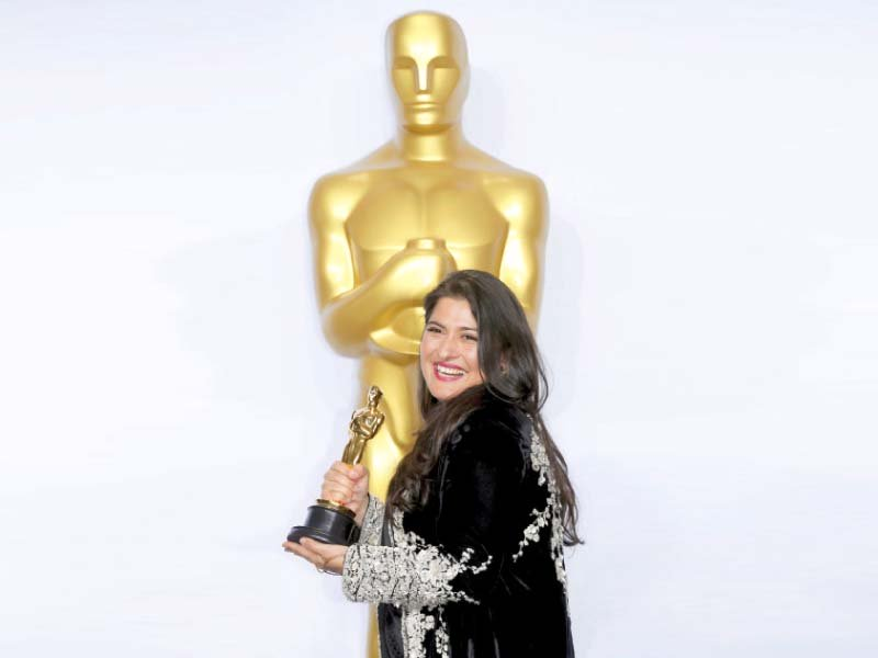 best short documentary sharmeen does it again for pakistan