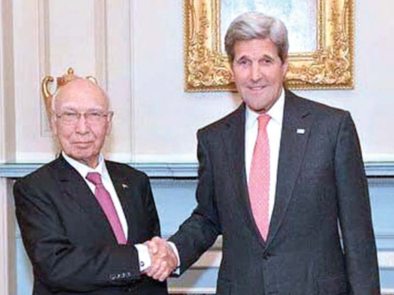 strategic dialogue with us pakistan set to choke terror funding says aziz