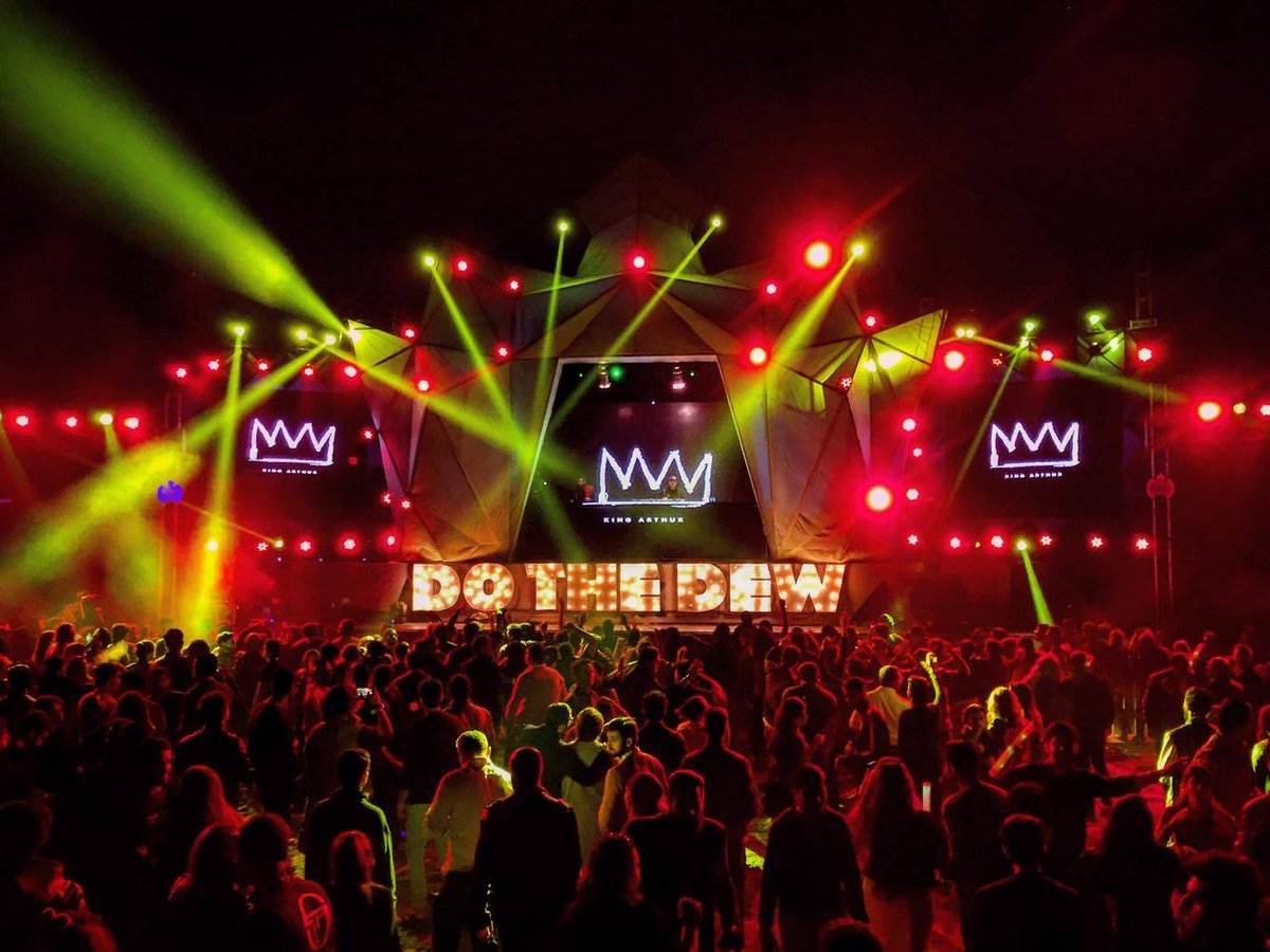 mountain dew hosts the ministry of sound at pakistan s first ever electronic music festival