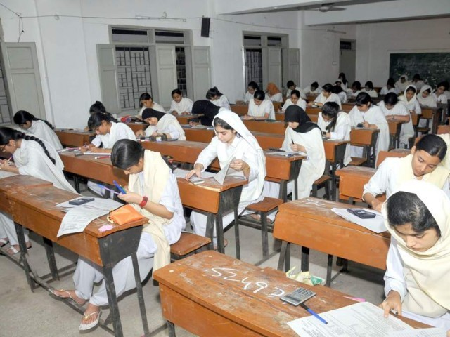rbise over 0 1m students to appear in ssc exams