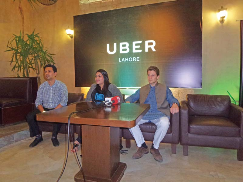 uber parks in lahore announces start of operations
