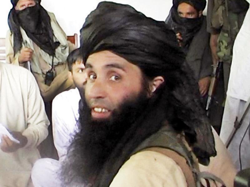 ttp chief mullah fazlullah hiding where afghan govt has no control envoy