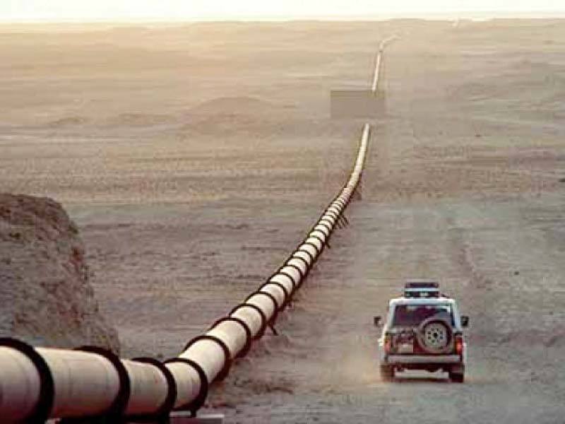 a gas sales and purchase agreement had been signed in 2013 that set the pricing mechanism under which gas price at the turkmenistan border would be around 20 lower than the brent crude price photo file