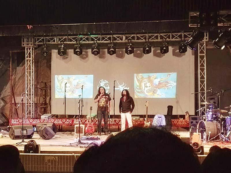 sounds of kolachi mekaal hasan band faraz anwar play memorable gig in karachi