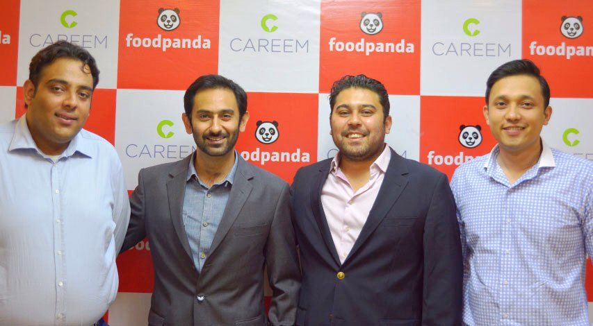 foodpanda teams up with careem to offer its customers in karachi and lahore a free ride