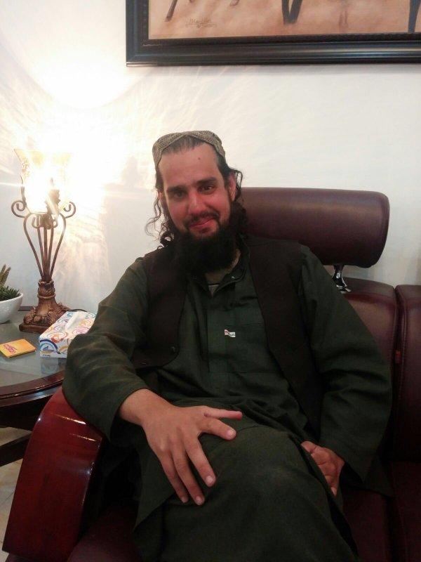 shahbaz taseer 039 s latest photo taken in quetta on march 8 2016 photo ispr