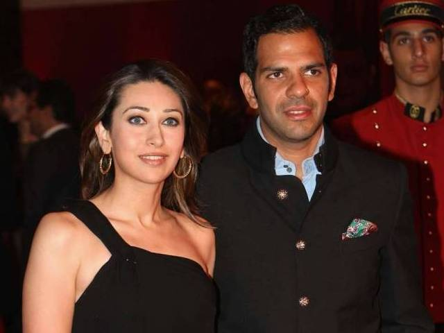 karisma and sunjay finally reaching amicable solution to dispute photo in com