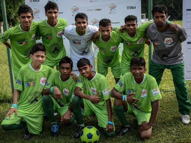 squad finalised for street child games