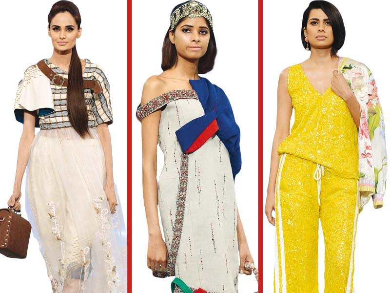 sports luxe trend dominates alongside a well rounded display of colours cuts and silhouettes photos publicity