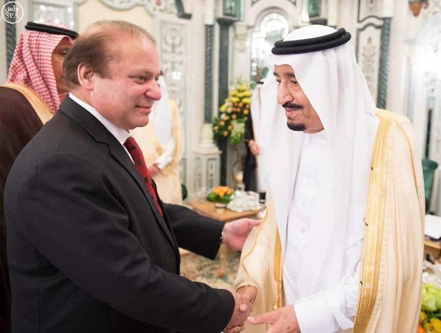 pm hails enhanced cooperation between pakistan saudi arabia