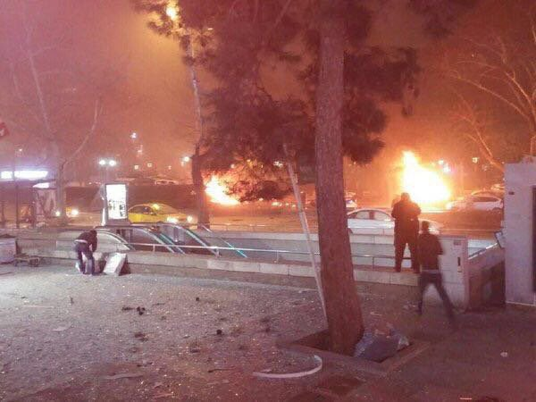 ankara bombing toll rises to 34 dead 125 injured
