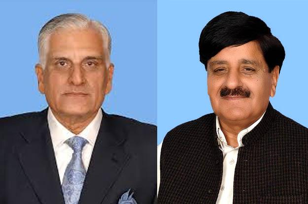 tag team hamid aftab lead govt s parliamentary charge