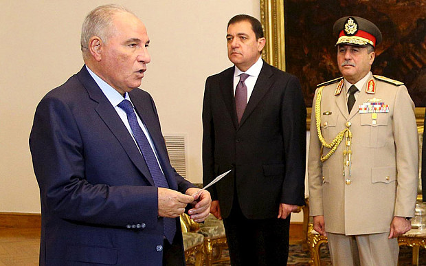 egypt sacks justice minister after prophet remark