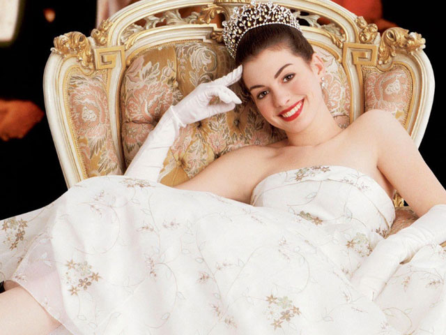 hold on to your tiaras princess diaries 3 is coming