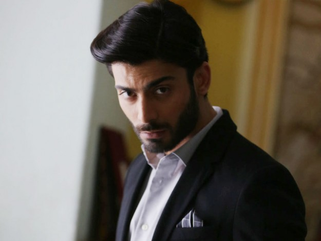never rejected pk fawad khan