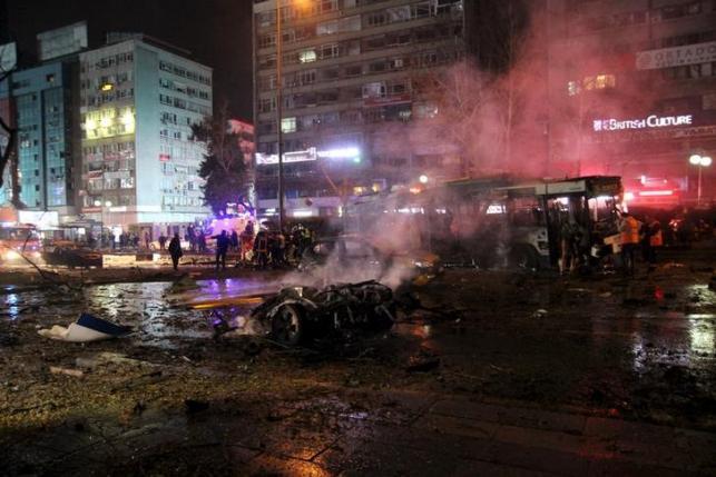 security fears haunt turkey s biggest cities after ankara blast