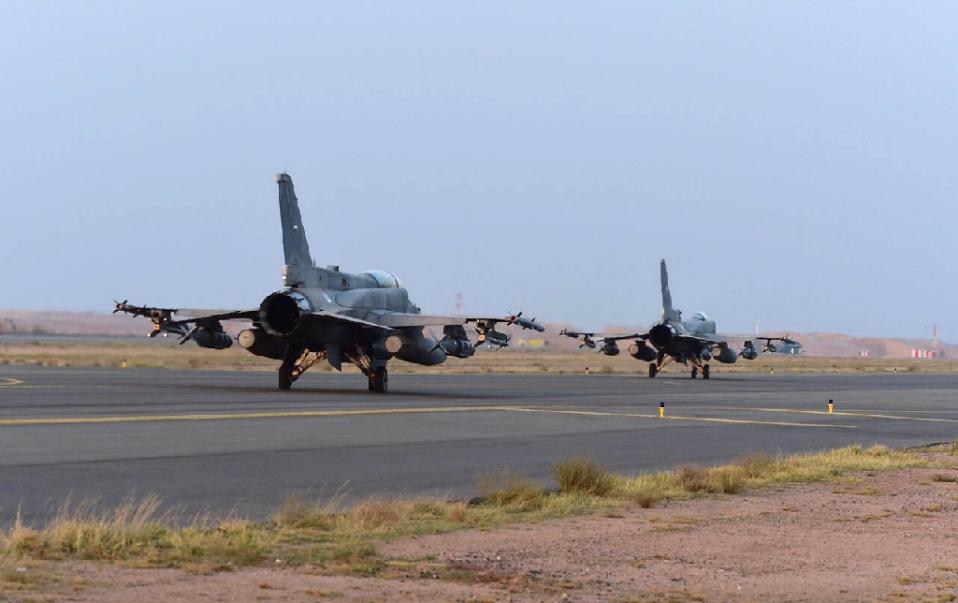 saudi led coalition intercepts drone houthis say fired at khamis mushait