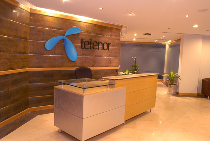 telenor now owns 100 of tameer