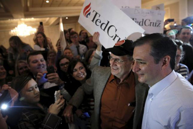 presidential candidate cruz appoints islam critics as advisers