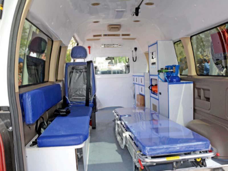 china donates 80 ambulances to pakistan