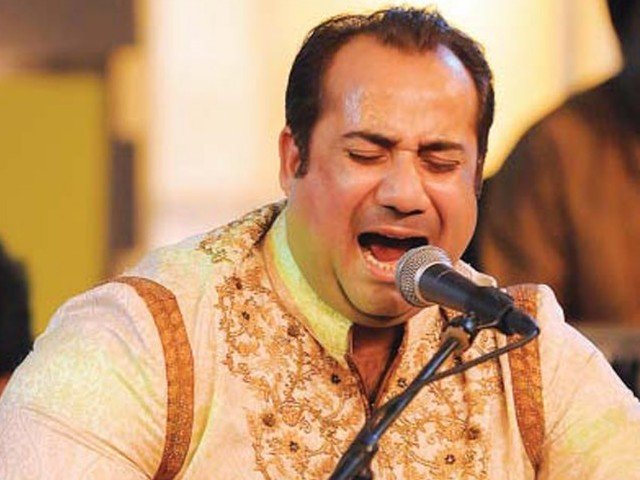 rahat fateh ali khan will feature in the event as part of the festivities on march 23 photo file