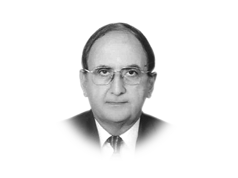 the writer is an independent political and defence analyst he is also the author of several books monographs and articles on pakistan and south asian affairs