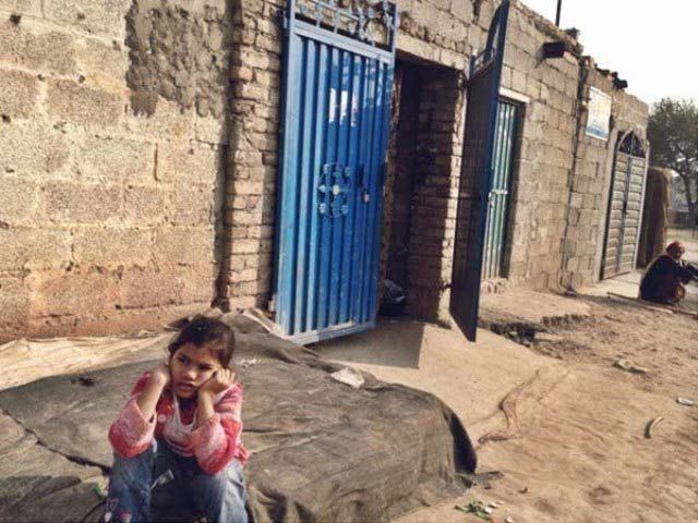 land use violation encroachments in slums pose security risk claim reports