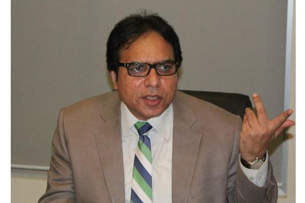 PSPC CEO Waseem Ajmal Chaudhry. PHOTO: fb.com/punjabsaafpani